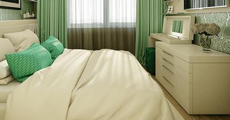 Как выбрать и купить комод для спальни