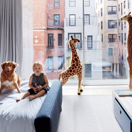 Дизайнерский подход при выборе детской мебели